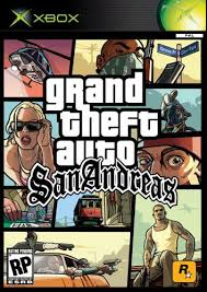 xbox GTA San andreas codes