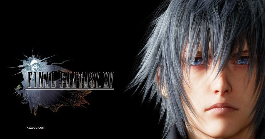 Final Fantasy XV jeu PS4 xbox