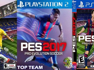 Telecharger pes 2017 ps2