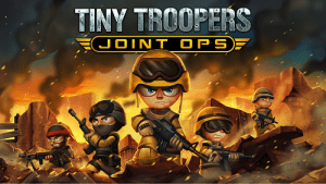 Tiny Troopers Join Ops jeux decembre ps4 playstation plus