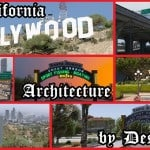 Real California Architecture mods GTA V