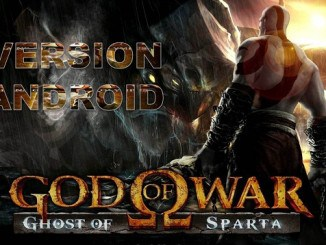 Telecharger God of war version android Chains of Olympus et Ghost Of Sparta free download