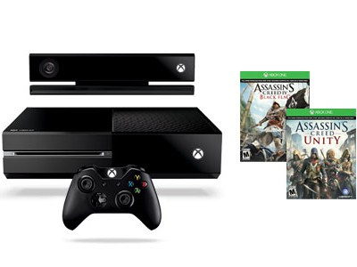 console-jeux-xbox-one