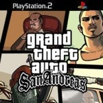 Cheat codes Grand Theft Auto GTA sanandreas sur PS2
