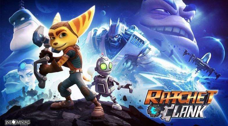 Ratchet & Clank PS4 Une nouvelle vidéo sur l'histoire Kazyoo 2016