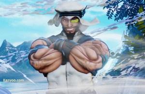 Rachid - Street fighter V