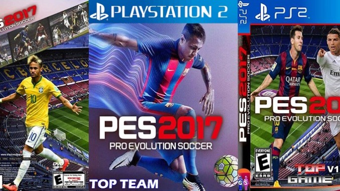 Telecharger pes 2017 ps2 pes 2017 sur ps2