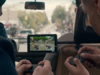 La nouvelle console Nintendo Switch