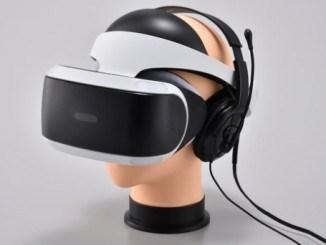 PS4 VR Cushion Mask de protection hygiénique arrive au Japon
