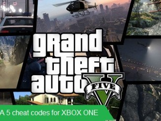 All the latest GTA 5 cheat codes for XBOX ONE