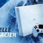 PS4 Slim Glacier White : Premières images en vidéo