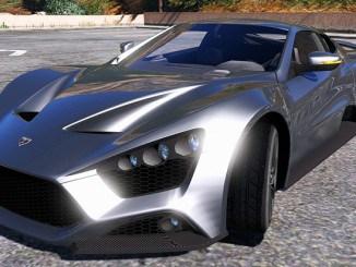 Télécharger GTA 5 mod Zenvo ST1 GTA V mods