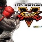 Première Coupe de France de Street Fighter 5 en direct