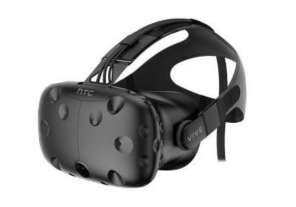 HTC Vive: Casque de réalité virtuelle PC