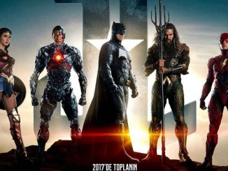 Justice League 2017-Film de super-héros-cinema-15-novembre-2017