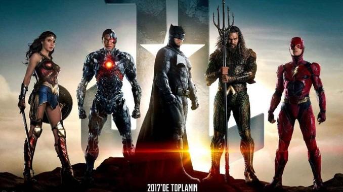 Justice League 2017-Film de super-héros-cinema-15-novembre-2017