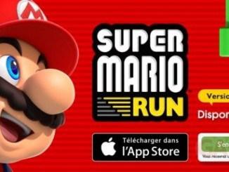 Super Mario Run version Android disponible dès le 23 mars pour téléchargement