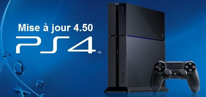 MISE JOUR A LA PS3 GRATUITEMENT 4.50 TÉLÉCHARGER