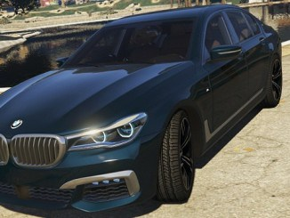 BMW M760 2017 GTA V Mods - Télécharger ce mod GTA 5