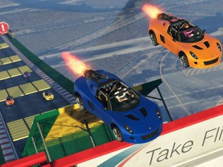 Bande-annonce GTA Online DLC Tiny Racers