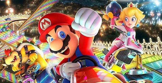 Bande-annonce Mario Kart 8 Deluxe Nouveautés sur nintendo Switch