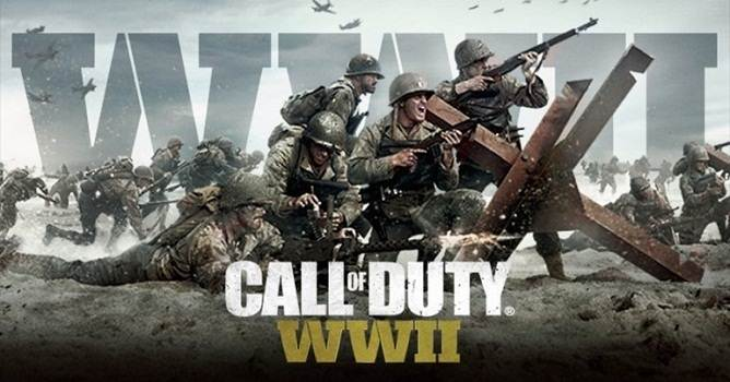 Call of Duty WWII 2017 bande annonce premier trailer