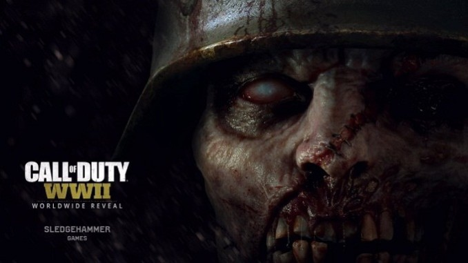 Call of Duty WWII Mode Zombie confirmé: Première image