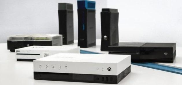 Devkits Philosophie de la console Xbox Project Scorpio