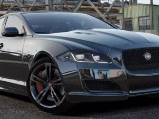 Jaguar XJR 2016 GTA V Mods telecharger mod gta 5 PC