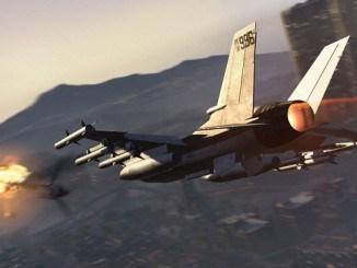 Missiles réalistes universels pour avions - GTA V Script Universal Realistic Missiles pour GTA 5 PC