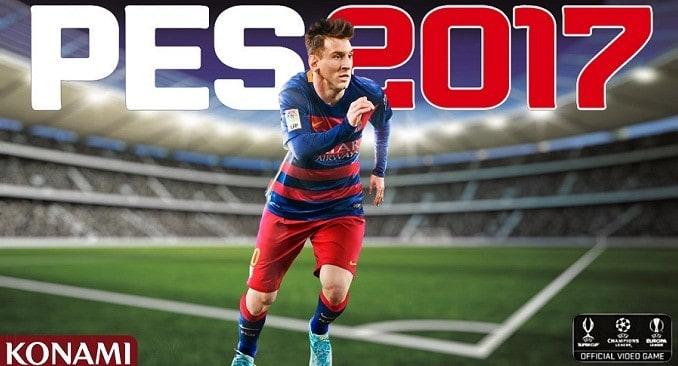 PES 2017 PC version complete - Télécharger