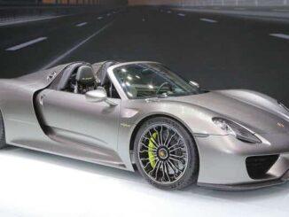 Porsche 918 Spyder 2015 & Weissach Kit - Télécharger GTA 5 Mods