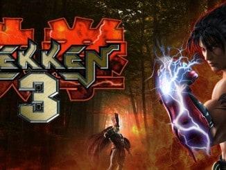 Tekken 3 Version android - Télécharger gratuitement pour téléphone et tablette android