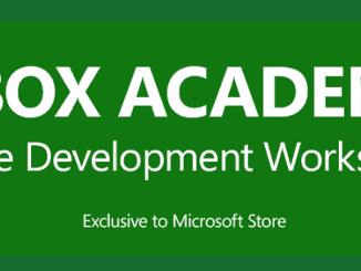 Xbox Academy Apprendre à développer les jeux pour Xbox australie sydney initiative
