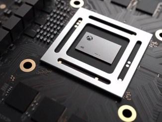 Xbox Scorpio Caractéristiques dévoilées de la future Xbox project scorpio