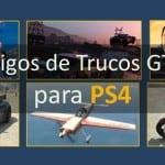 Trucos GTA 5 PS4 – GTA V código español