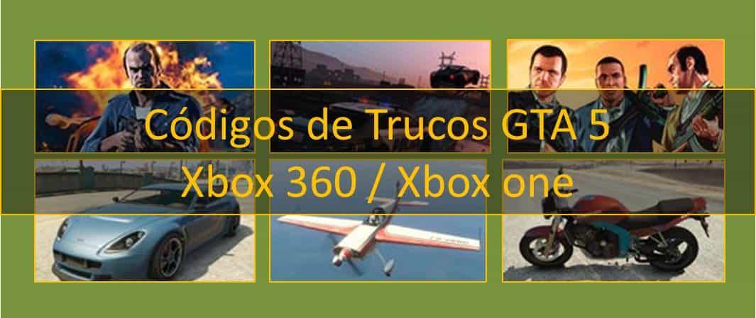 Trucos Gta 5 Xbox Español Gta V Código