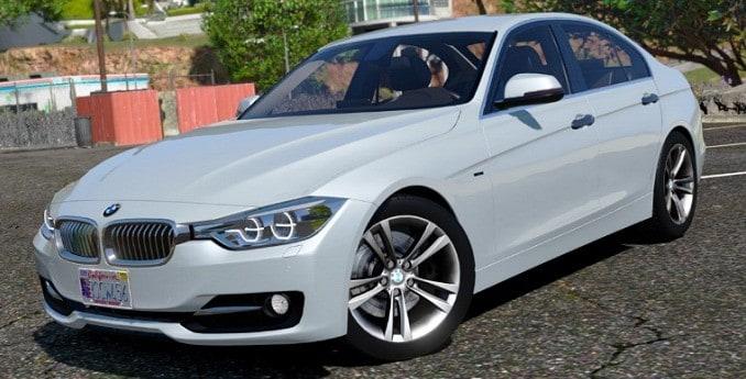 BMW 335i Sedan New GTA V Mods - Download for GTA 5 PC