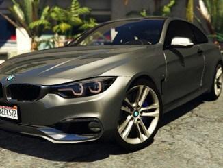 BMW 440i XDrive 2018 gta 5 pc