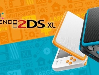 New Nintendo 2DS XL nouvelle console nintendo disponible le 28 juillet 2017 en Europe