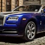 Rolls-Royce Wraith 2017 Rolls-Royce Dawn