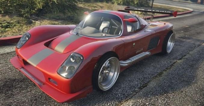 Ultima GTR GTA V Mods supercar ultra-légère Telecharger pour gta 5 pc
