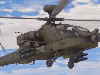 AH-64D Longbow Apache GTA V Mods - Télécharger