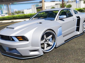 Telecharger gta V mod Ford Mustang GT Circuit Spec 2011