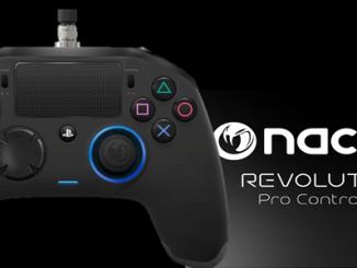 PS4 Gaming Nacon Revolution Pro Controller 2 dévoilée
