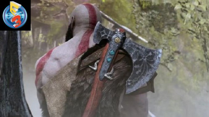 god of war 5 impressionnantes minutes de présentation vidéo dans le cadre de la conférence Sony à E3 2017