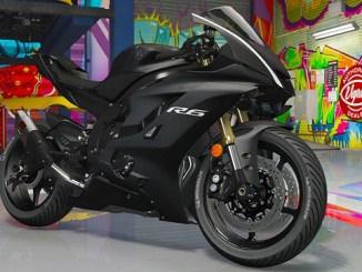GTA 5 mod Yamaha R6 2017 Ultra Realistic Graphics telecharger