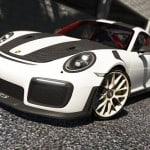 Porsche 911 GT2 RS FM7 2018 GTA V Mods