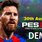 La démo PES 2018 est disponible en téléchargement