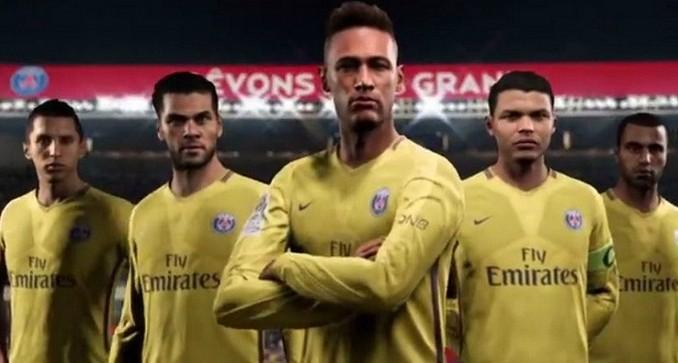 Vidéo FIFA 18 EA célébre l'arrivée de Neymar au PSG - Une grosse perte pour PES 2018